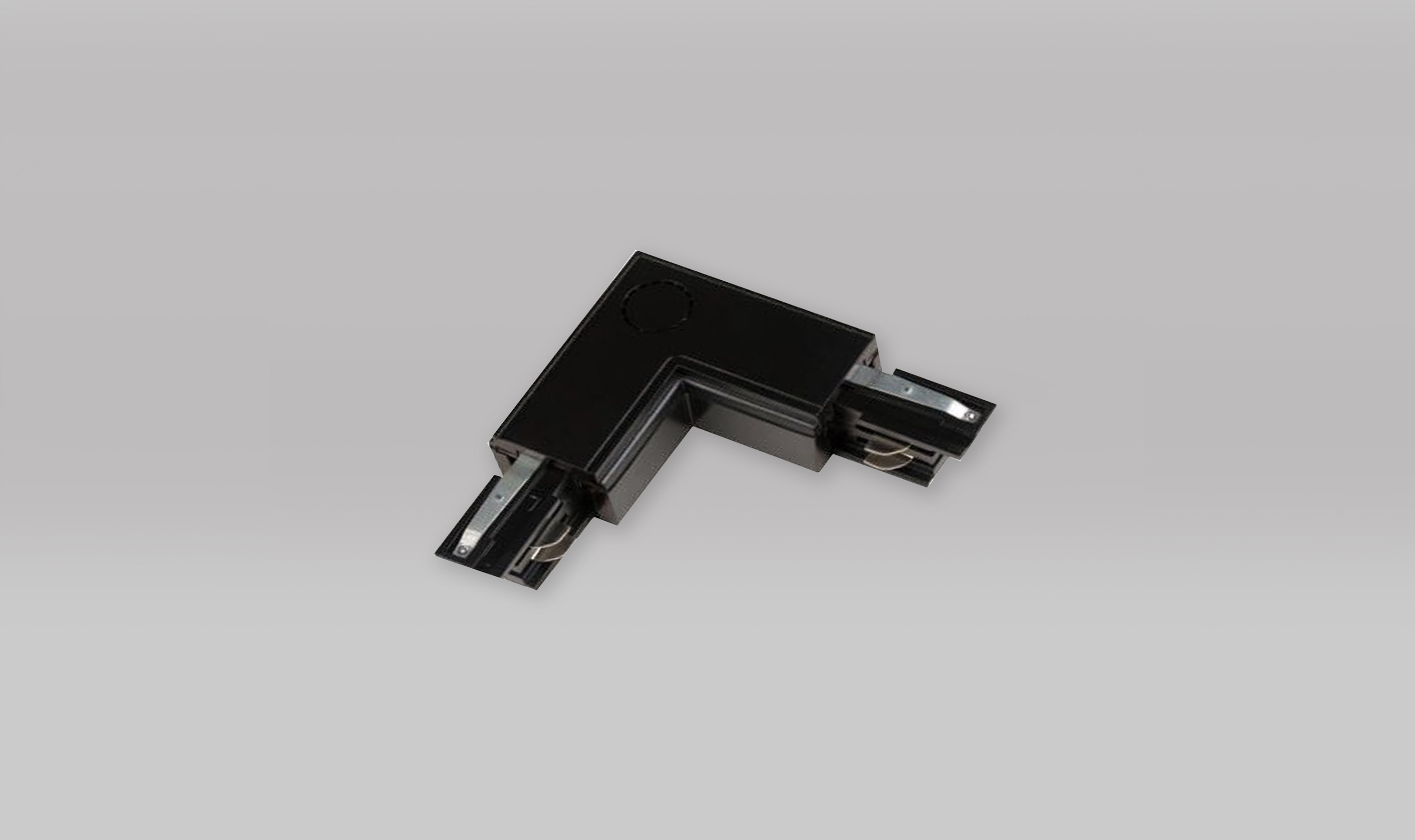 фото L  коннектор  для  3-фазного  шинопровода